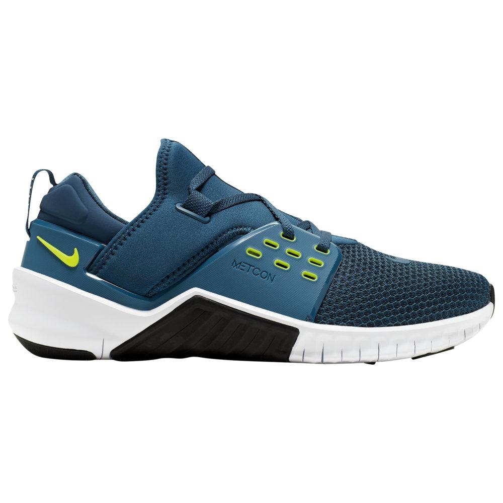 ナイキ Nike メンズ フィットネス・トレーニング シューズ・靴【Free X Metcon 2】Blue Force/Black/Dynamic Yellow