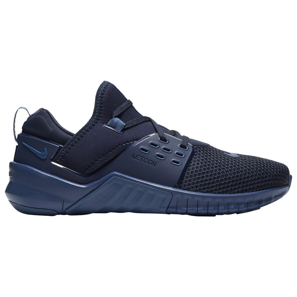 ナイキ Nike メンズ フィットネス・トレーニング シューズ・靴【Free X Metcon 2】Obsidian/Electric Green/Mystic Navy