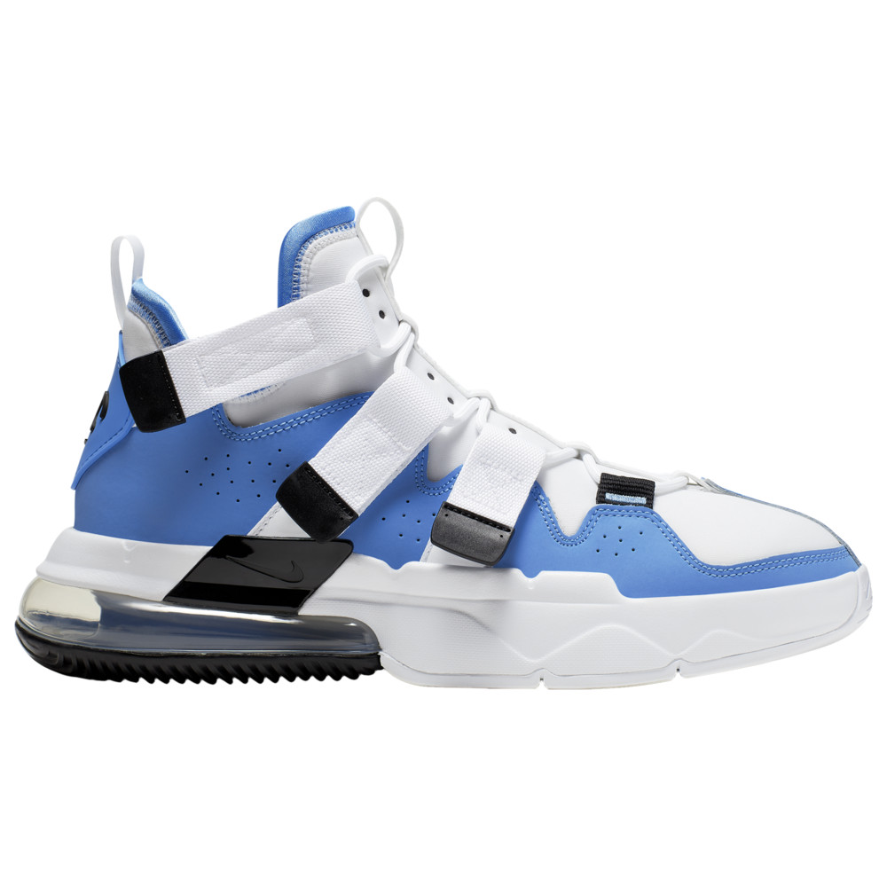 ナイキ Nike メンズ バスケットボール シューズ・靴【Air Edge 270】University Blue/Black/White