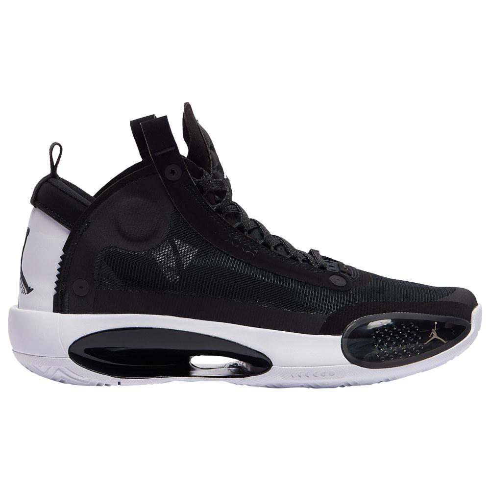 ナイキ ジョーダン Jordan メンズ バスケットボール シューズ・靴【AJ XXXIV】Black/Metallic Silver