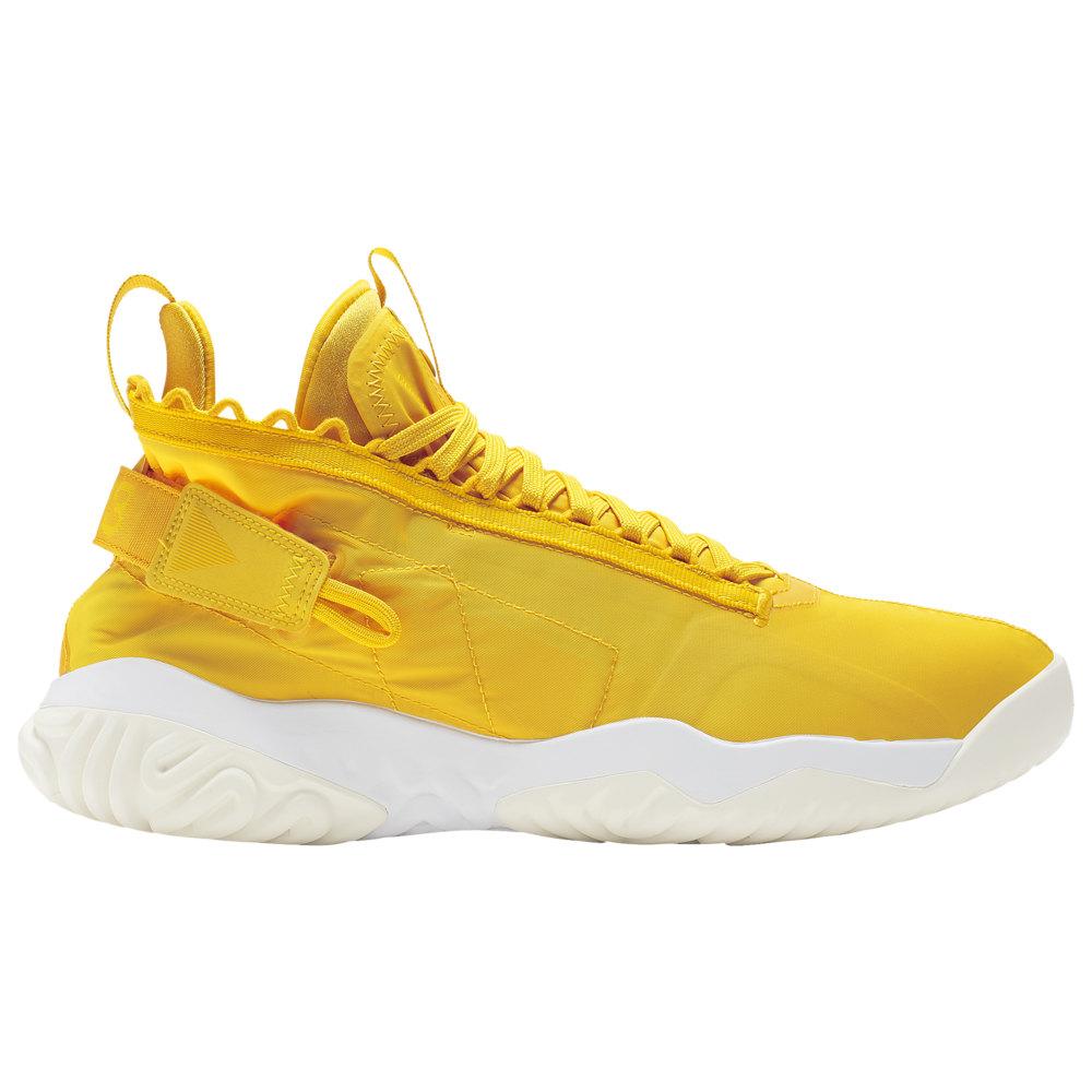 ナイキ ジョーダン Jordan メンズ バスケットボール シューズ・靴【Proto-React】University Gold/White