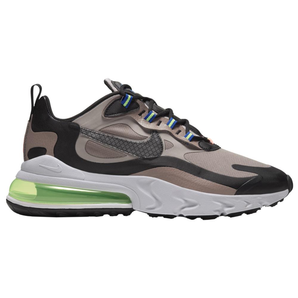 ナイキ Nike メンズ ランニング・ウォーキング エアマックス 270 シューズ・靴【Air Max 270 React WTR】Sepia Stone/Black/Moon Particle