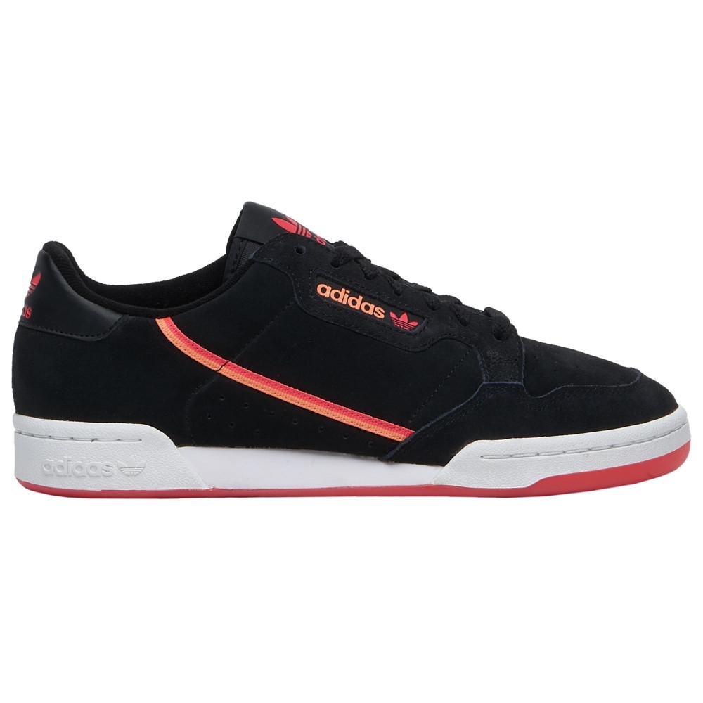 アディダス adidas Originals メンズ フィットネス・トレーニング シューズ・靴【Continental 80】Black/Real Lilac/Easy Orange