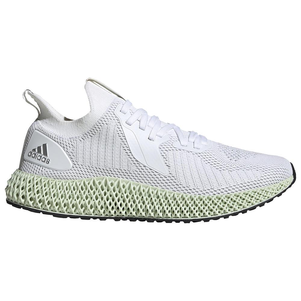 アディダス adidas メンズ ランニング・ウォーキング シューズ・靴【Alphaedge 4D】White/Silver Metallic/Black/Reflective