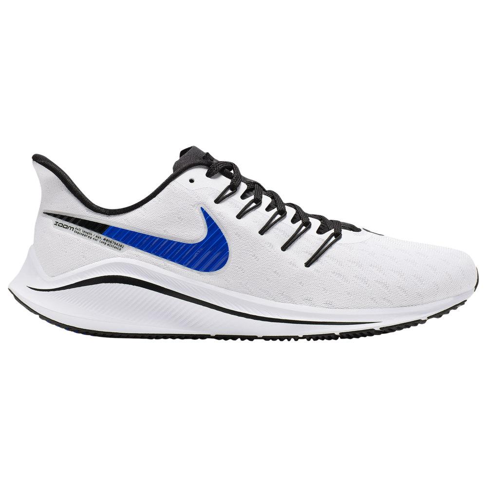ナイキ Nike メンズ ランニング・ウォーキング エアズーム シューズ・靴【Air Zoom Vomero 14】White/Racer Blue/Platinum Tint/Black