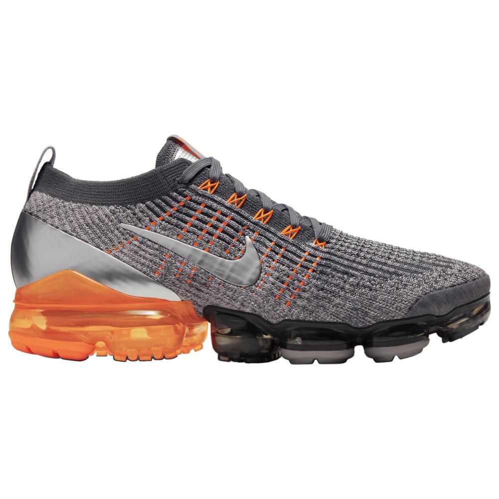ナイキ Nike メンズ ランニング・ウォーキング シューズ・靴【Air Vapormax Flyknit 3】Dark Grey/Metallic Silver