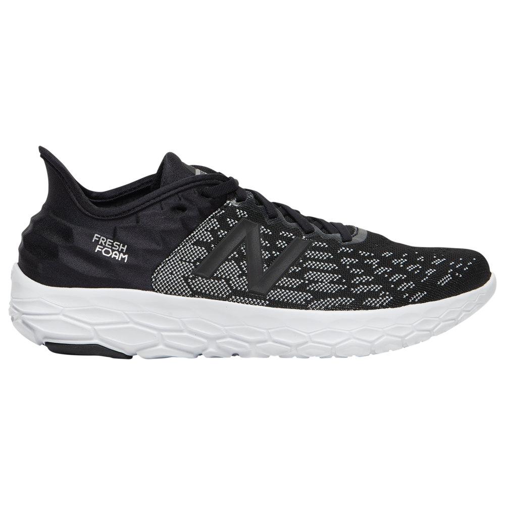 ニューバランス New Balance メンズ ランニング・ウォーキング シューズ・靴【Fresh Foam Beacon V2】Black/Orca