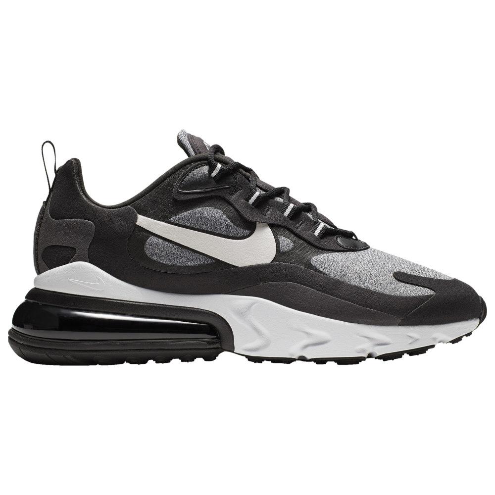 ナイキ Nike メンズ ランニング・ウォーキング エアマックス 270 シューズ・靴【Air Max 270 React】Black/Vast Grey/Off Noir