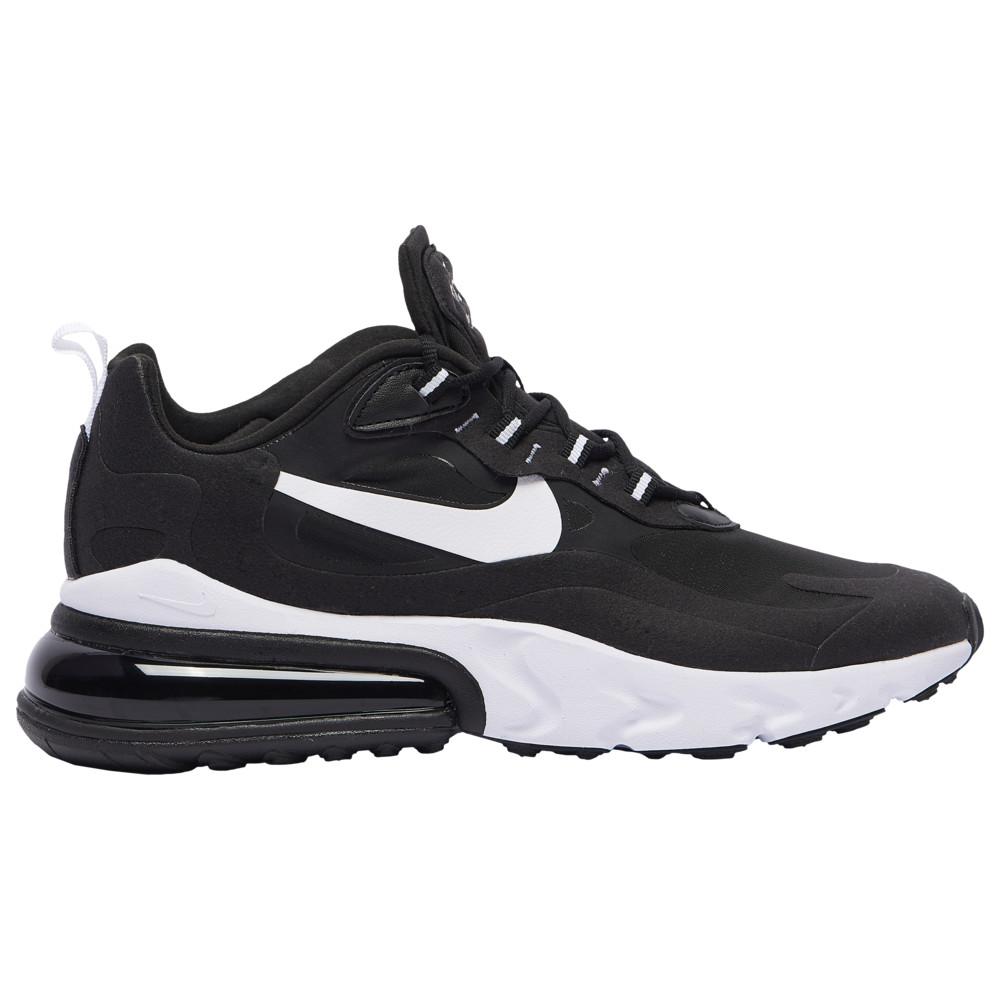 ナイキ Nike メンズ ランニング・ウォーキング エアマックス 270 シューズ・靴【Air Max 270 React】Black/White/Black
