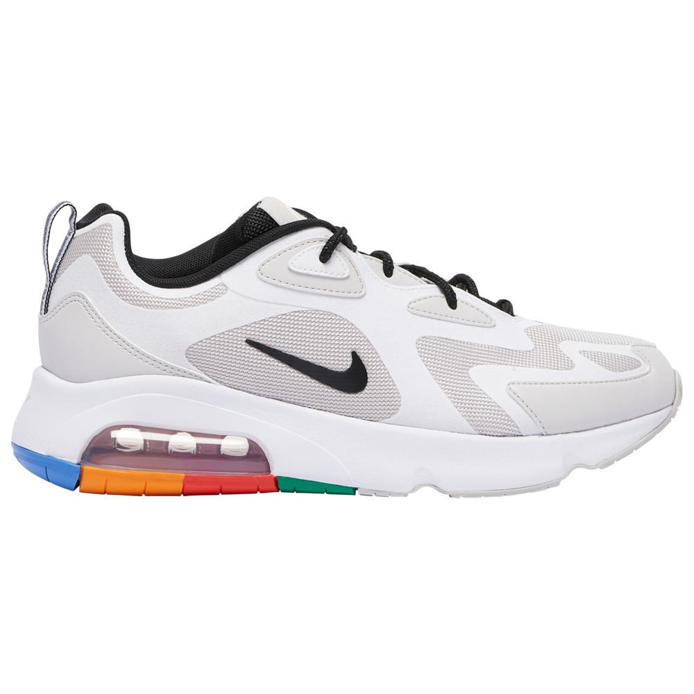 ナイキ Nike メンズ ランニング・ウォーキング シューズ・靴【Air Max 200】Vast Grey/Black/White/Pacific Blue