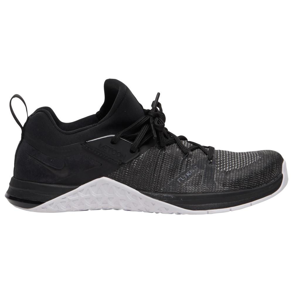 ナイキ Nike メンズ フィットネス・トレーニング シューズ・靴【Metcon DSX Flyknit 3】Black/Black/White/Matte Silver