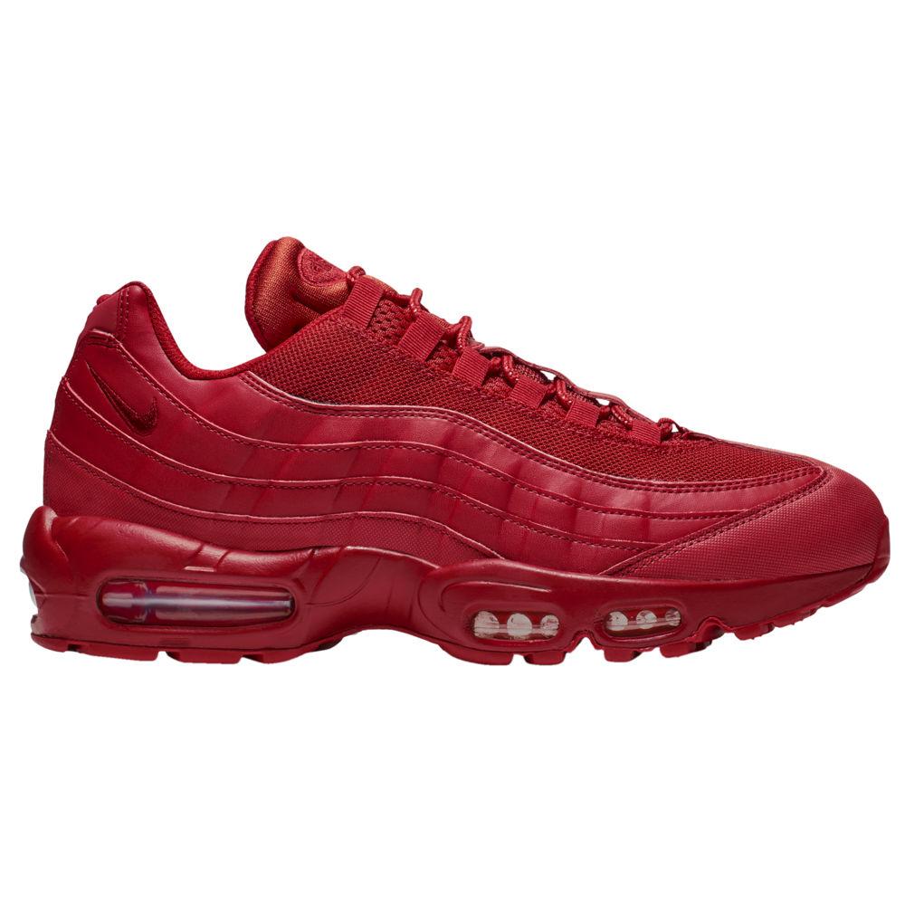 ナイキ Nike メンズ ランニング・ウォーキング シューズ・靴【Air Max 95】Varsity Red/Varsity Red