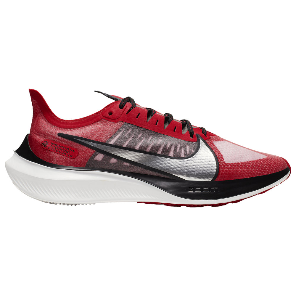 ナイキ Nike メンズ ランニング・ウォーキング シューズ・靴【Zoom Gravity】University Red/Metallic Silver/Pure Platinum/White