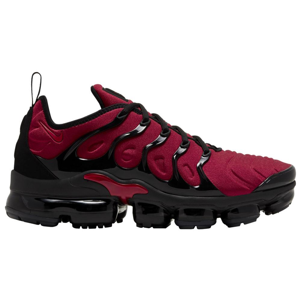 ナイキ Nike メンズ ランニング・ウォーキング シューズ・靴【Air Vapormax Plus】University Red/Black/White