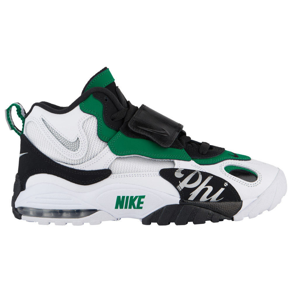 ナイキ Nike メンズ フィットネス・トレーニング シューズ・靴【Air Max Speed Turf】White/Metallic Silver/Pine Green/Black City Pride Philadelphia/Away