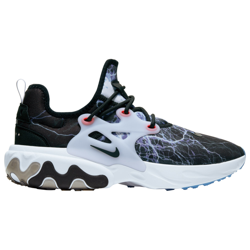 ナイキ Nike メンズ ランニング・ウォーキング シューズ・靴【React Presto】Black/Black/White/University Blue