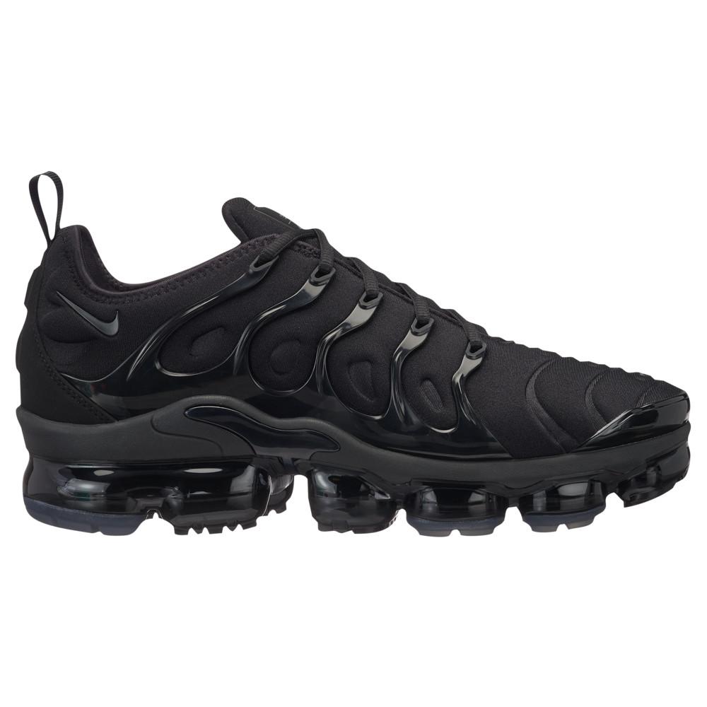 ナイキ Nike メンズ ランニング・ウォーキング シューズ・靴【Air Vapormax Plus】Black/Black/Dark Grey