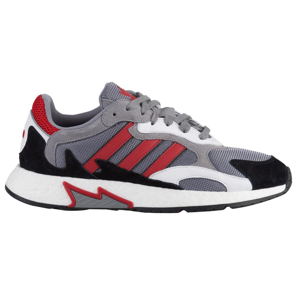 アディダス adidas Originals メンズ ランニング・ウォーキング シューズ・靴【Tresc Run】Grey/Scarlet/Black