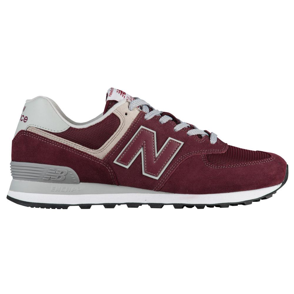 ニューバランス New Balance メンズ ランニング・ウォーキング シューズ・靴【574 Classic】Burgundy