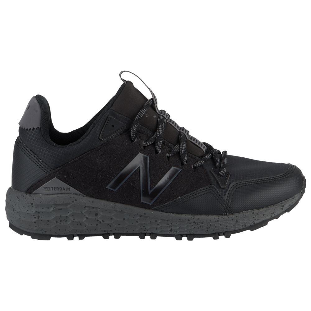 ニューバランス New Balance メンズ ランニング・ウォーキング シューズ・靴【Fresh Foam Crag】Black/Magnet
