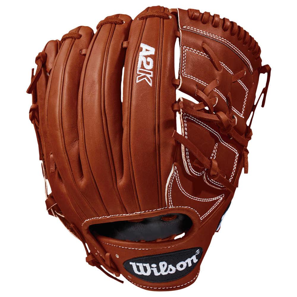 ウィルソン Wilson メンズ 野球 野手用 グローブ【A2K B2 Fielder's Glove】