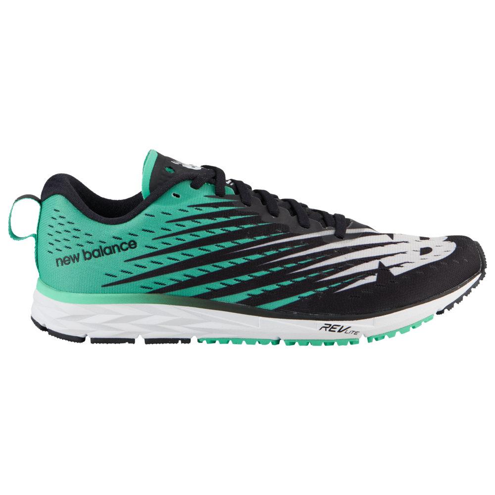 ニューバランス New Balance メンズ 陸上 シューズ・靴【1500 V5】Black/Neon Emerald