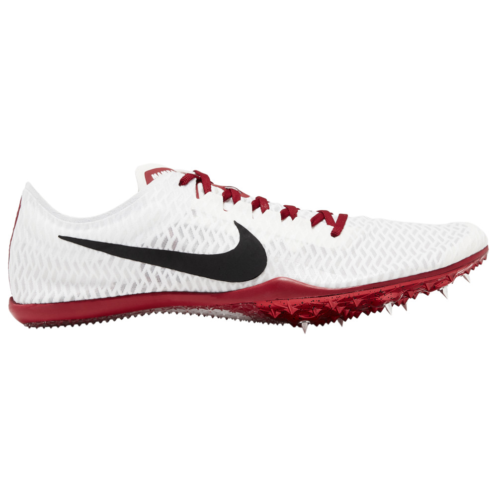 ナイキ Nike メンズ 陸上 シューズ・靴【Zoom Mamba V】White/Black/University Red Bowerman Track Club