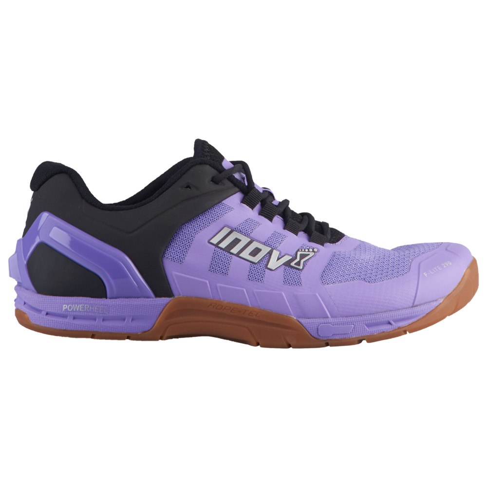 イノヴェイト Inov-8 レディース フィットネス・トレーニング シューズ・靴【F-Lite 290】Purple/Black