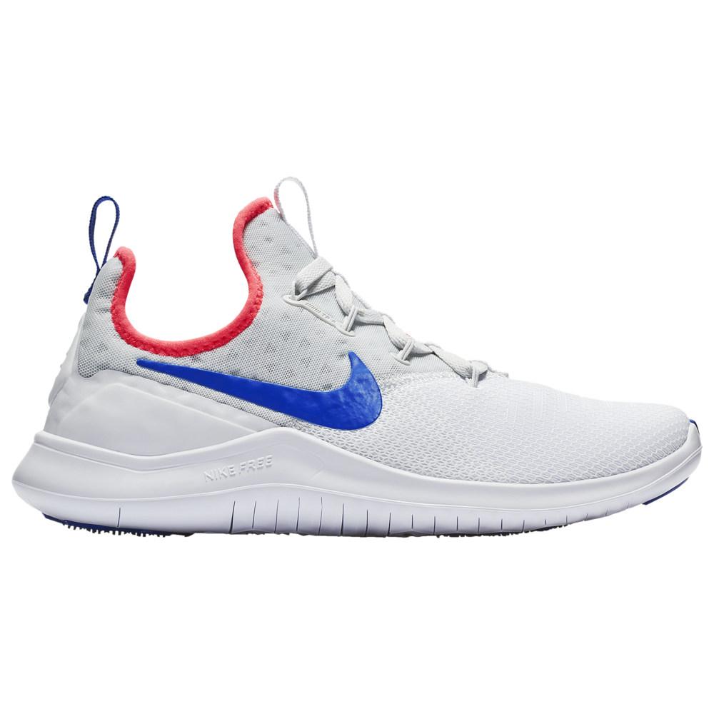 ナイキ Nike レディース フィットネス・トレーニング シューズ・靴【Free TR 8】Pure Platinum/Racer Blue/White