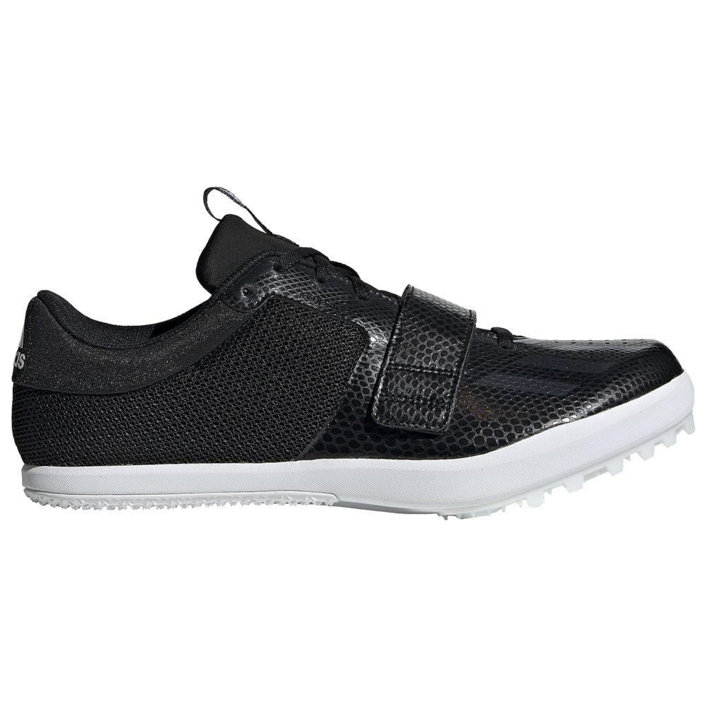 アディダス adidas メンズ 陸上 シューズ・靴【Jumpstar】Core Black/Core Black/White