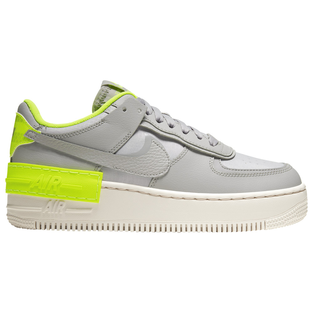 ナイキ Nike レディース バスケットボール エアフォースワン シューズ・靴【Air Force 1 Shadow】Atmosphere Grey/Atmosphere Grey SE