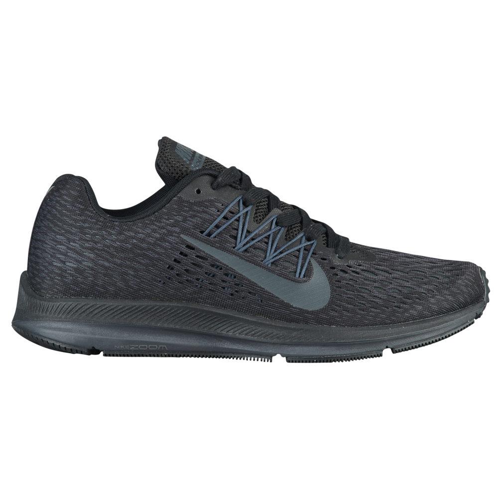 ナイキ Nike レディース ランニング・ウォーキング シューズ・靴【Zoom Winflo 5】Black/Anthracite