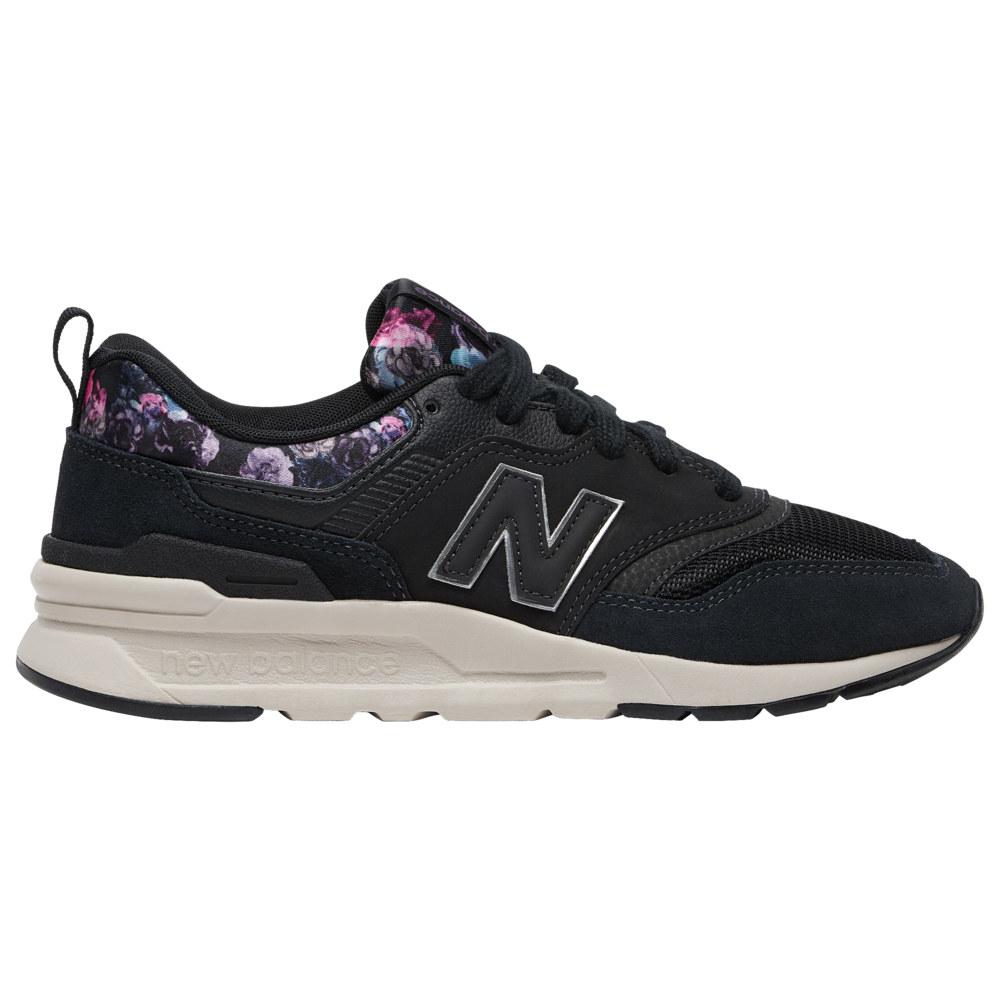 ニューバランス New Balance レディース ランニング・ウォーキング シューズ・靴【997H Classic】黒/Kite 紫の