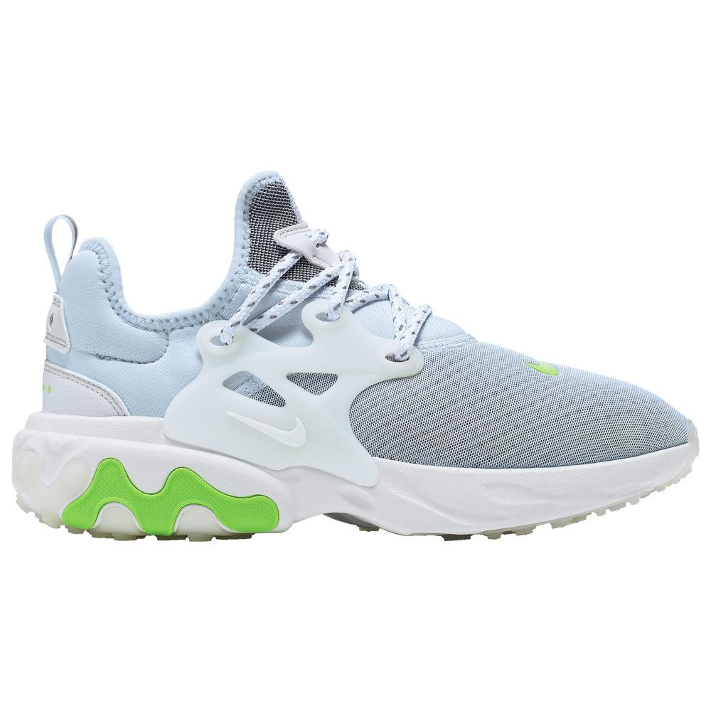 ナイキ Nike レディース ランニング・ウォーキング シューズ・靴【React Presto】Half Blue/Phantom/White/Electric Green
