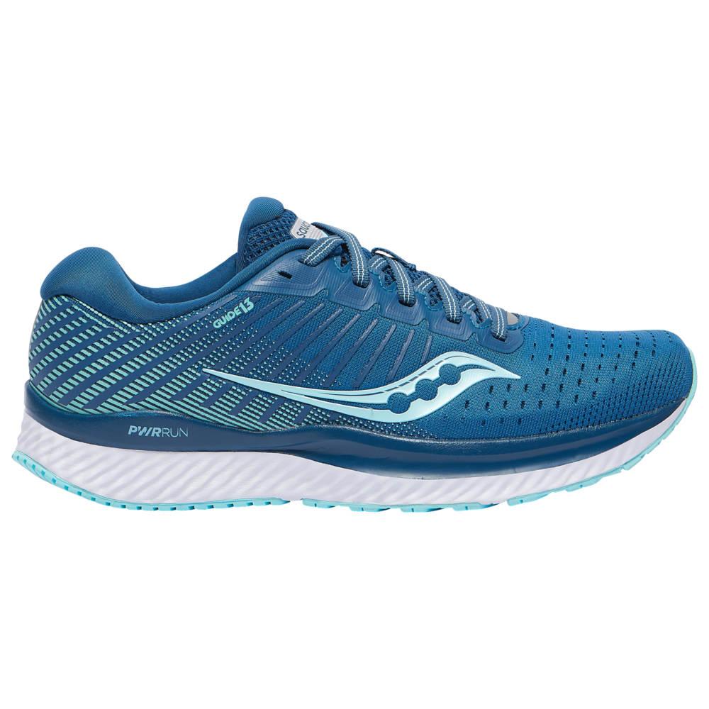 サッカニー Saucony レディース ランニング・ウォーキング シューズ・靴【Guide 13】Blue/Aqua