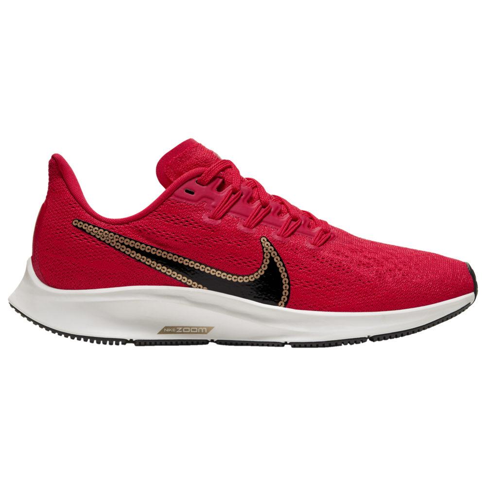 ナイキ Nike レディース ランニング・ウォーキング エアズーム シューズ・靴【Air Zoom Pegasus 36】University Red/Mtlc Gold/Sail Glam Dunk