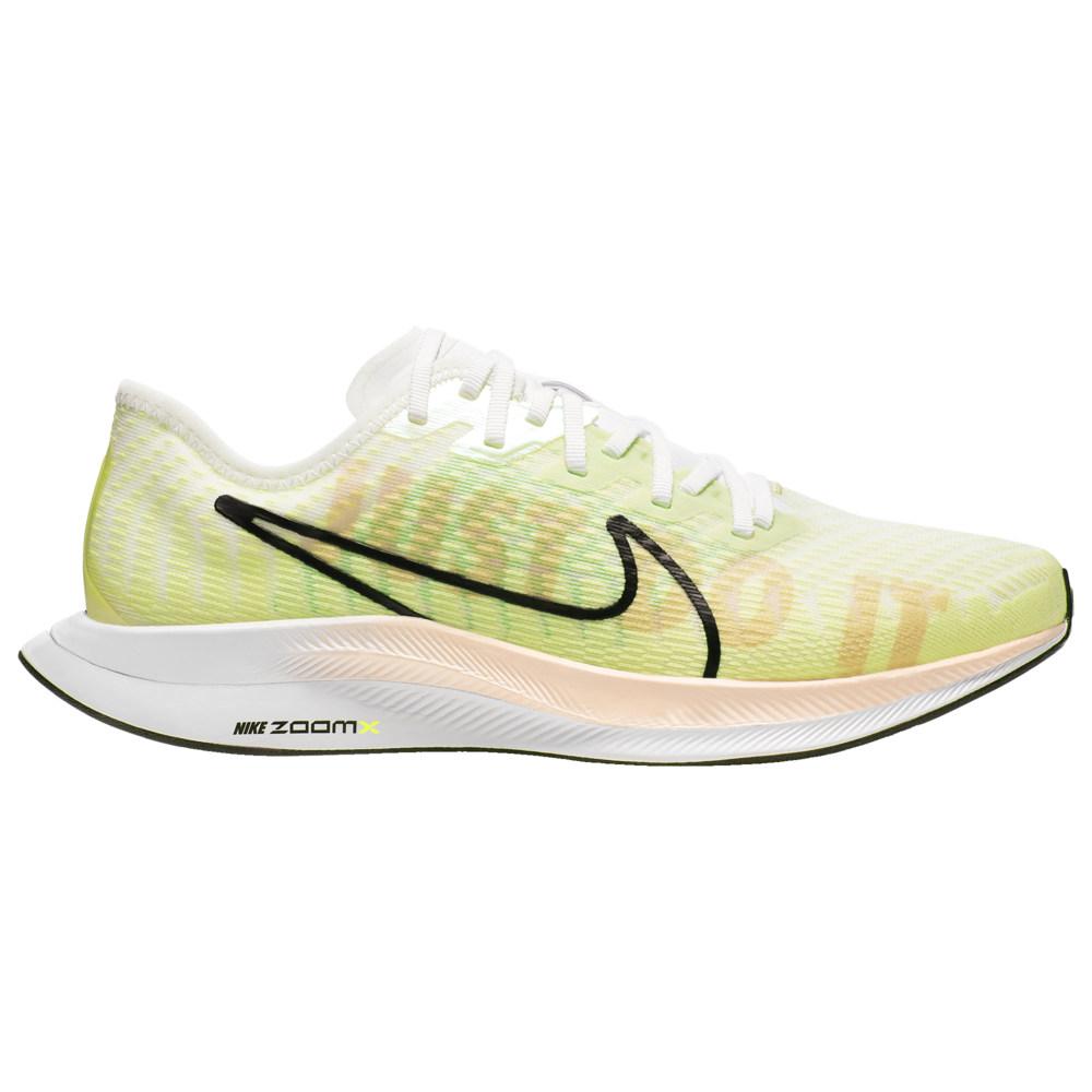 ナイキ Nike レディース ランニング・ウォーキング シューズ・靴【Zoom Pegasus Turbo 2 Rise】Luminous Green/Black/White