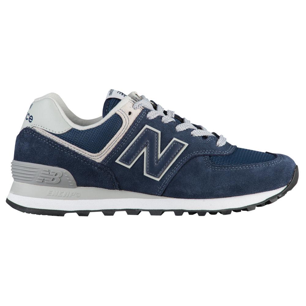 ニューバランス New Balance レディース ランニング・ウォーキング シューズ・靴【574 Classic】Navy/White