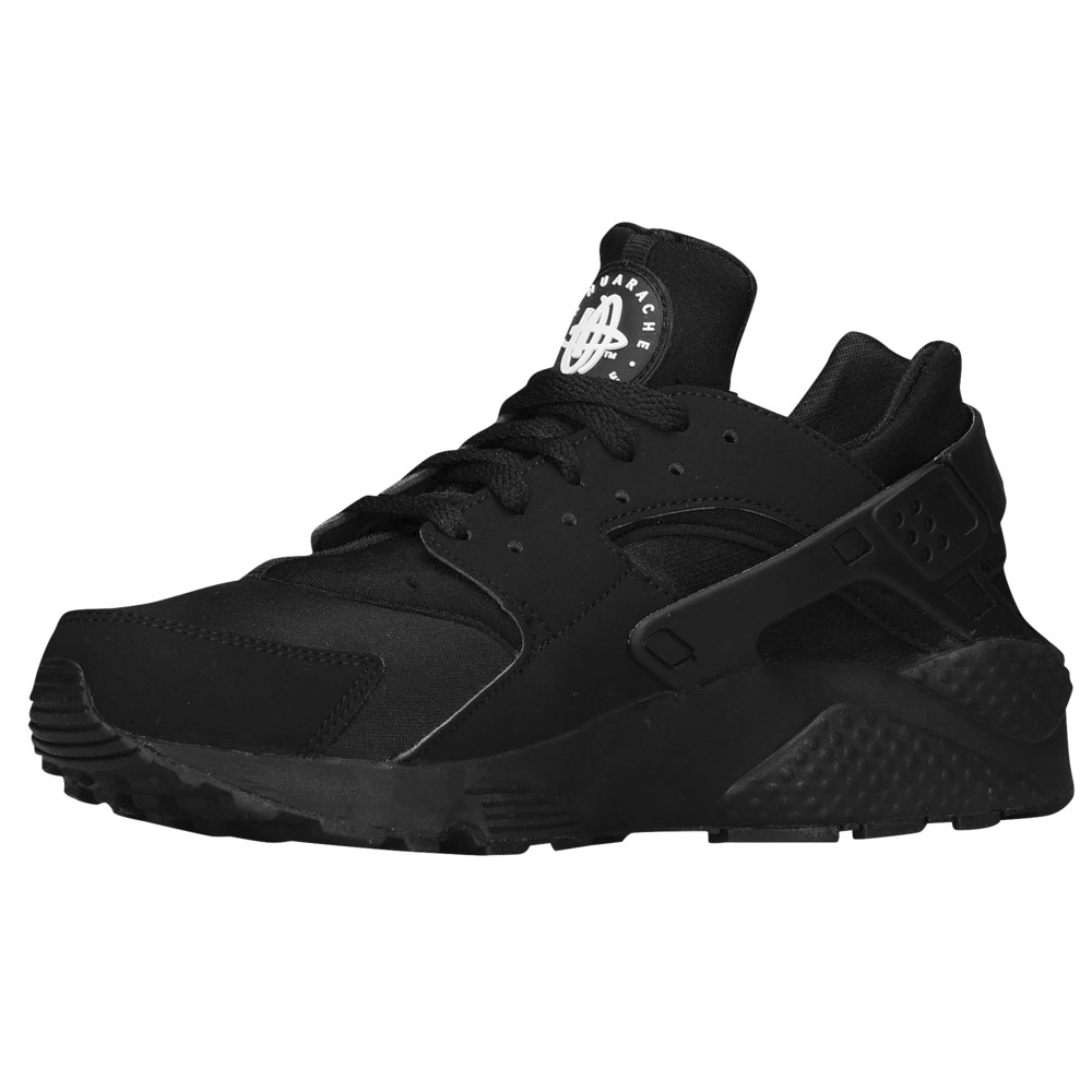ナイキ Nike メンズ ランニング・ウォーキング シューズ・靴【Air Huarache】Black/White