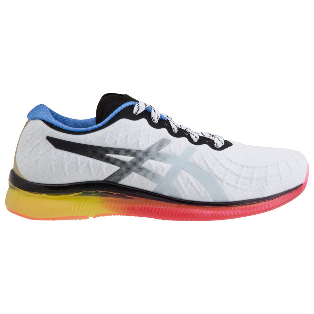 アシックス ASICS レディース ランニング・ウォーキング シューズ・靴【GEL-Quantum Infinity】White/Blue Coast