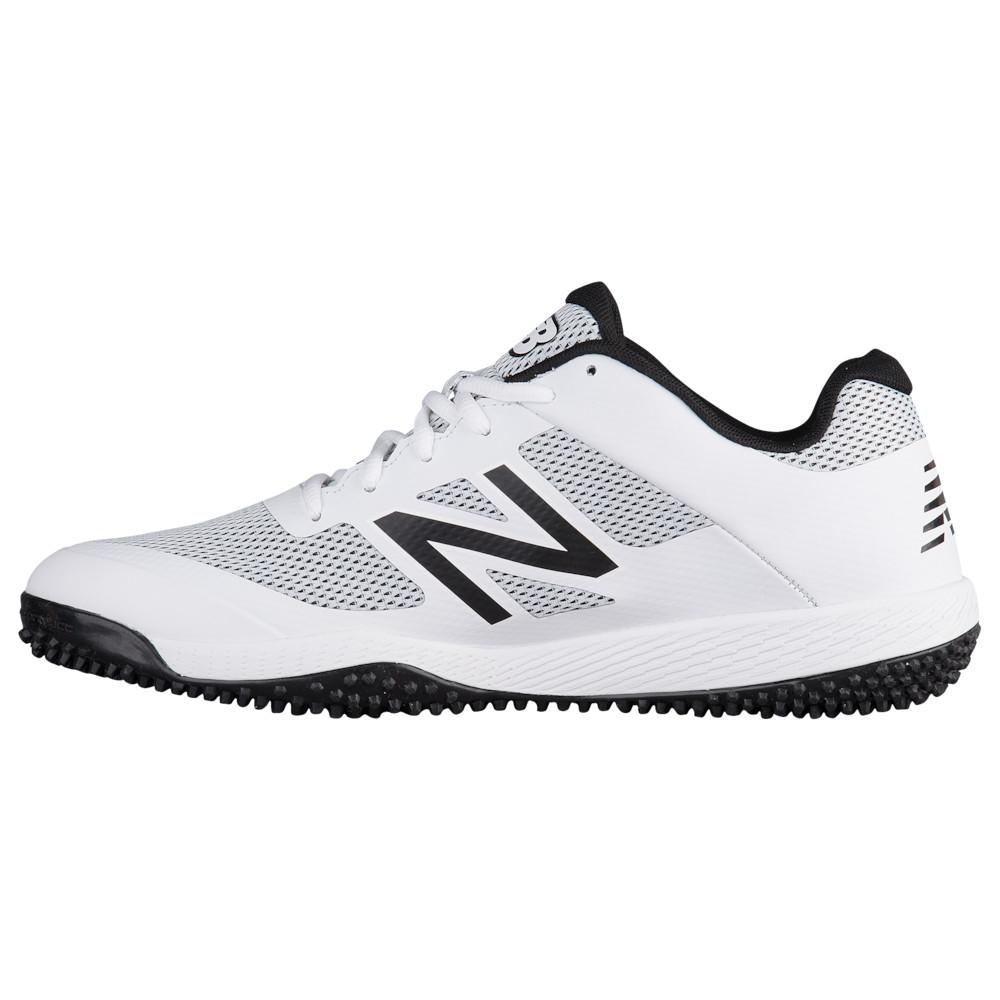 ニューバランス New Balance メンズ 野球 シューズ・靴【4040v4 Turf】White/Black