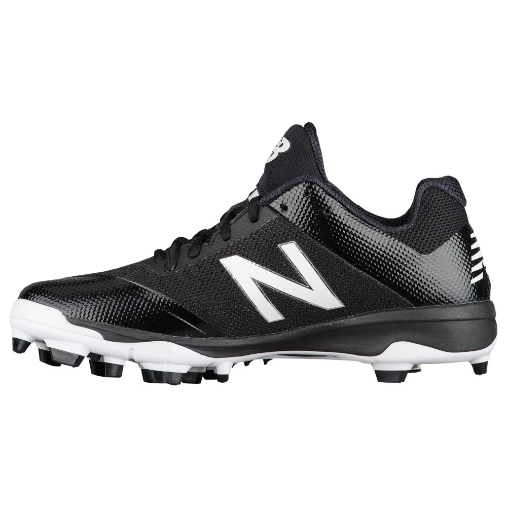 ニューバランス New Balance メンズ 野球 シューズ・靴【4040v4 TPU Low】Black/White