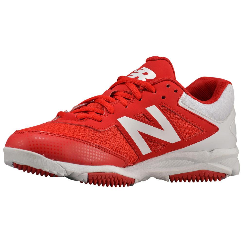 ニューバランス New Balance レディース 野球 シューズ・靴【4040v1 W Turf】Red/Silver
