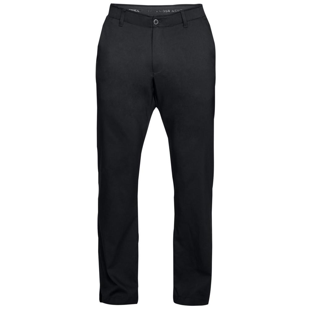 アンダーアーマー Under Armour メンズ ゴルフ ボトムス・パンツ【Showdown Golf Pants】Black/Steel Medium Heather/Black