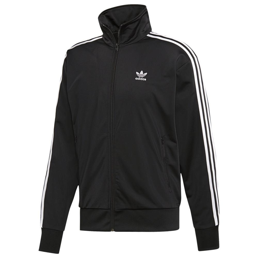 アディダス adidas Originals メンズ ジャージ アウター【Firebird Track Top】Black