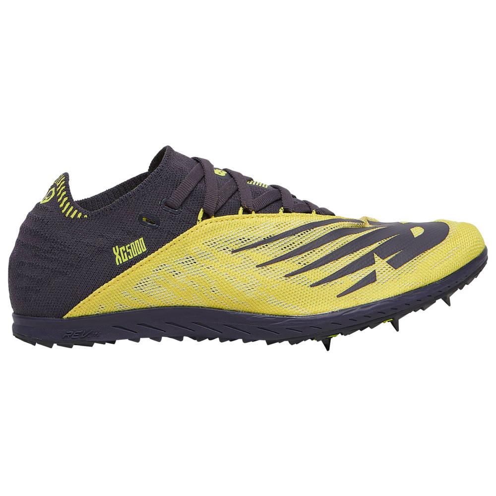 ニューバランス New Balance レディース 陸上 シューズ・靴【XC5K V5】Sulfur Yellow/Iodine Violet