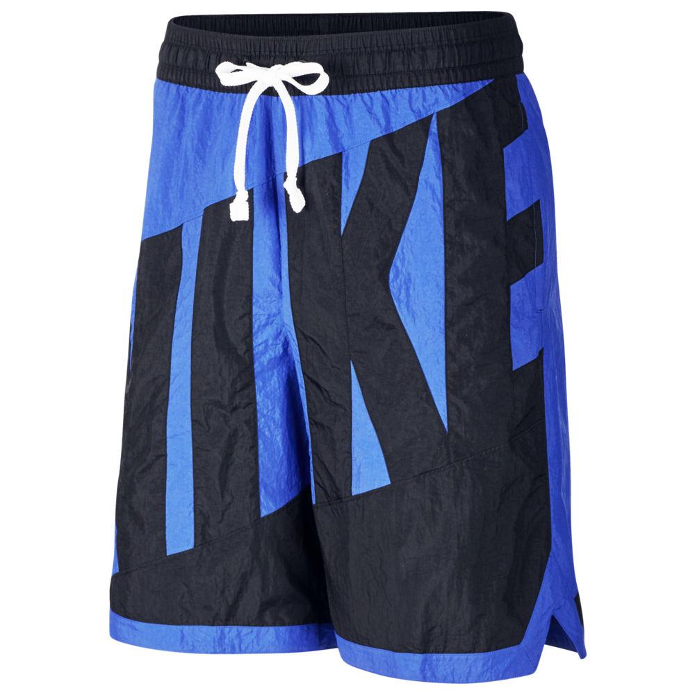 ナイキ Nike メンズ バスケットボール ショートパンツ ボトムス・パンツ【Throwback Graphic Shorts】Game Royal/Black