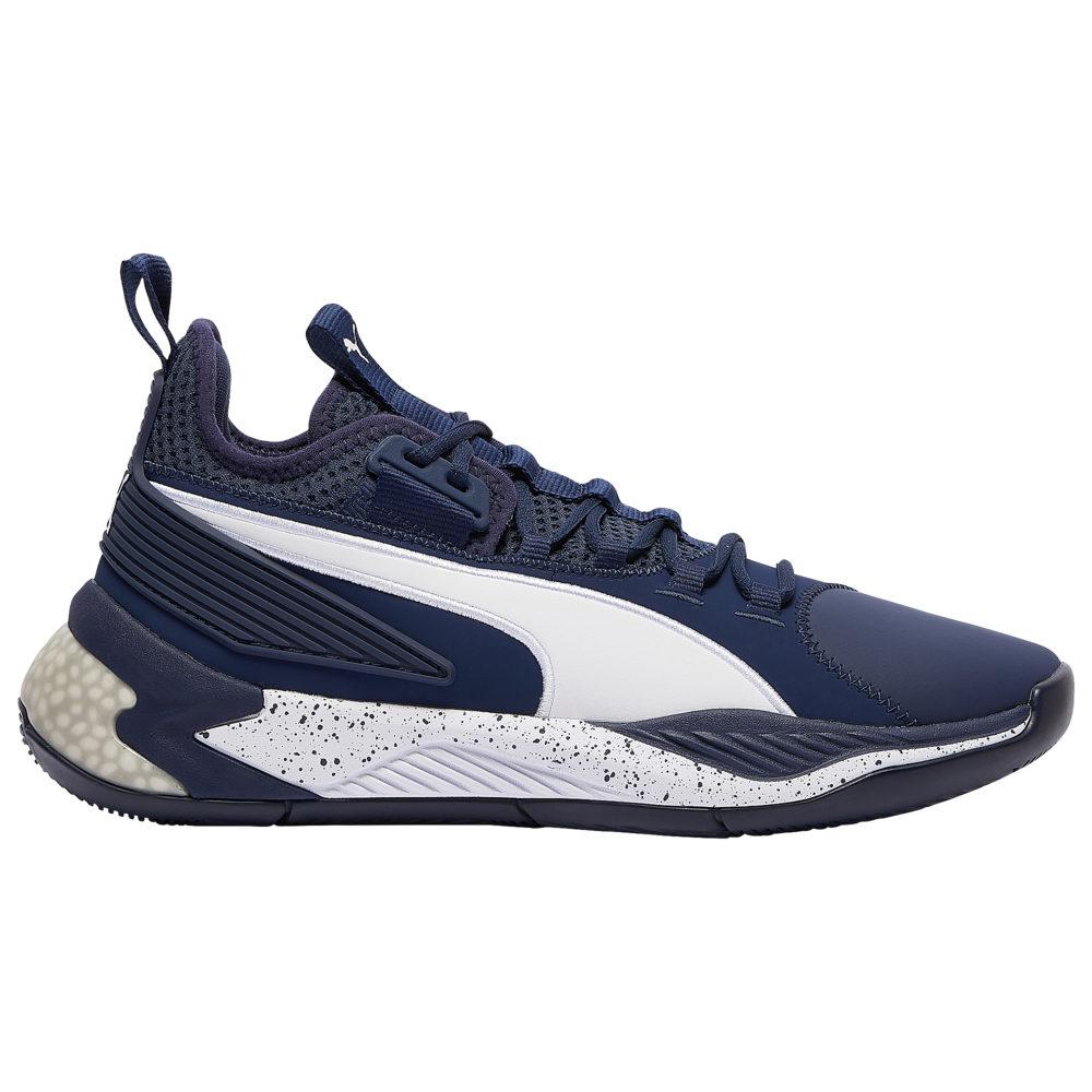 プーマ PUMA メンズ バスケットボール シューズ・靴【Uproar】Peacoat/White