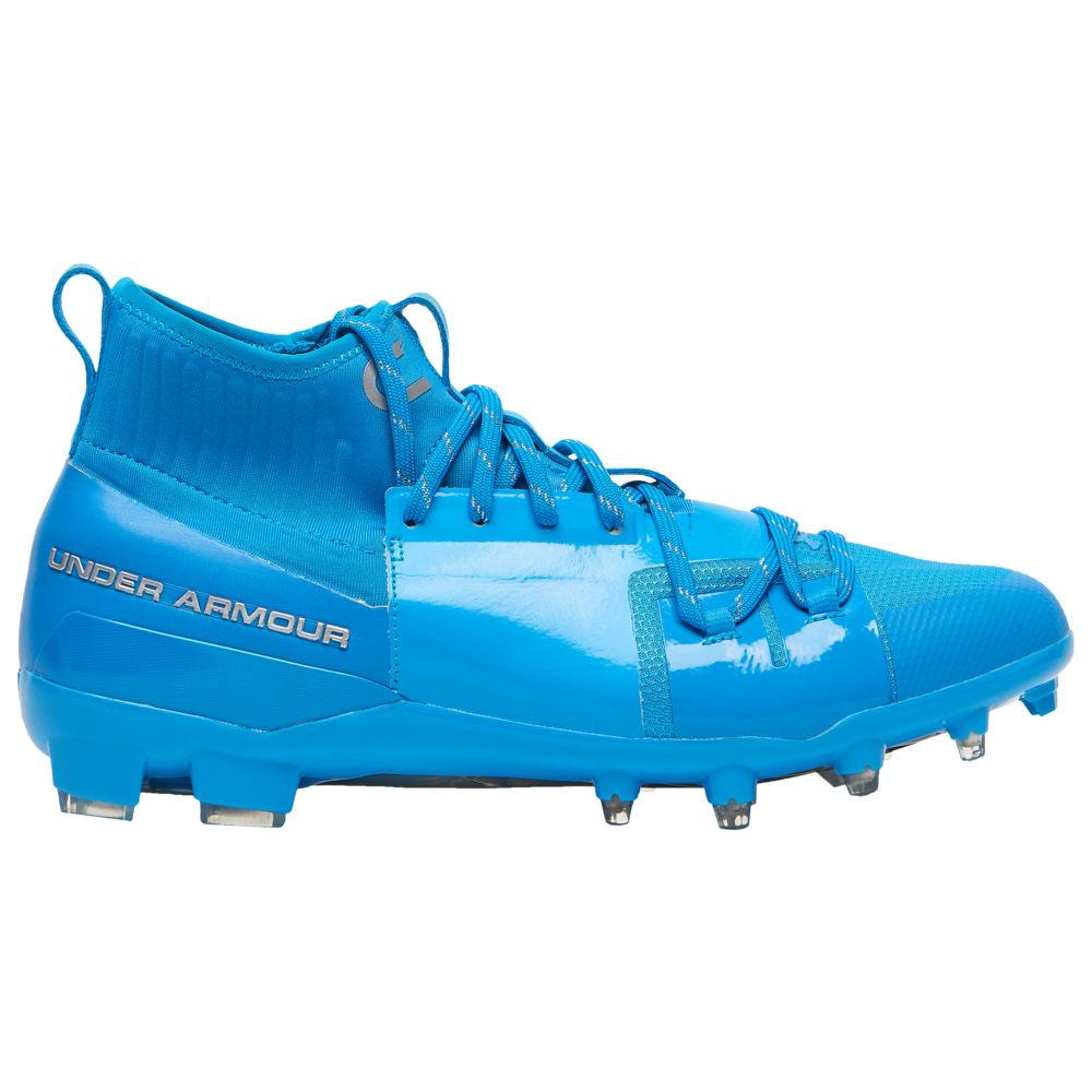アンダーアーマー Under Armour メンズ アメリカンフットボール シューズ・靴【C1N MC】Crown Jewel/Crown Jewel CAM NEWTON