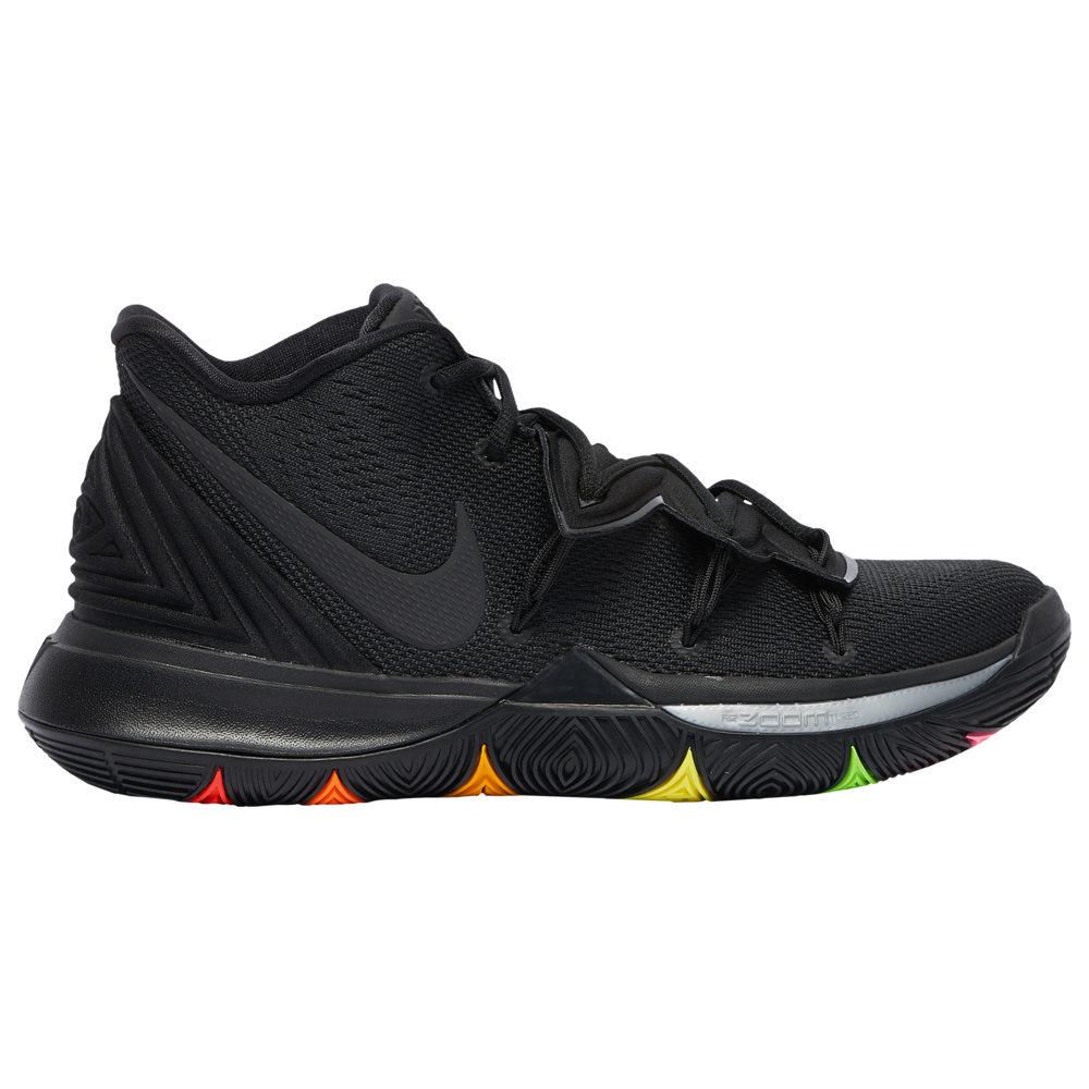 ナイキ Nike メンズ バスケットボール シューズ・靴【Kyrie 5】Kyrie Irving Black/Black/Black